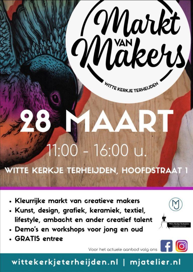 Makt van makers Terheijden 28 maart 2020